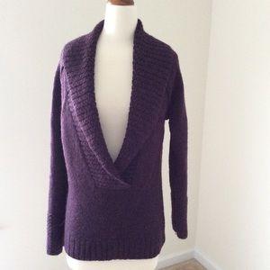 Sweaters - Soft wool blend sweater by LOFT size M